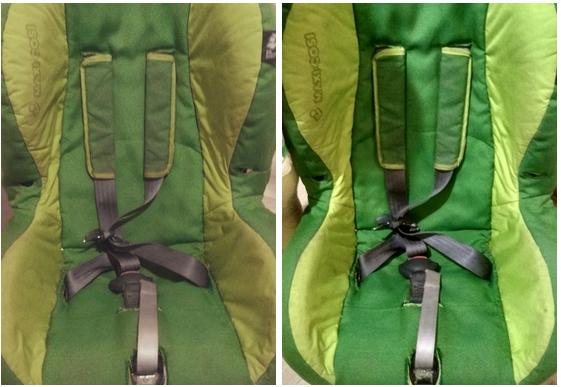 химчистка детской коляски