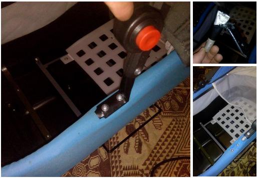 ремонт детской коляски