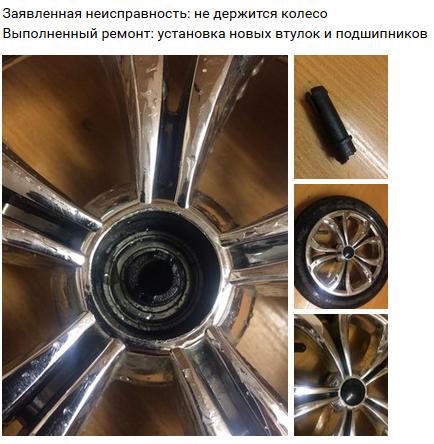 ремонт Каретто