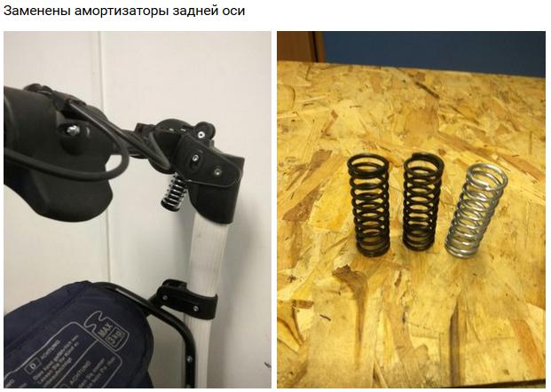ремонт колес детской коляски