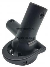 Блок крепление поворотного колеса тип 1 Tutis/Verdi/Adamex/Noordi/Anex