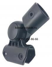 Механизм регулировки капюшона люльки и прогулочного блока тип 5